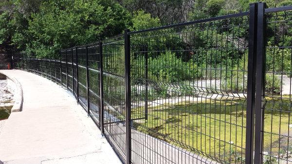 Designmaster Fence By Deacero Wire Fencing
