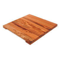 Brazilian Hardwood Deck Tiles; 3 sizes, 4 species image