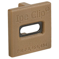 "Ipe Clip® EXTREME-4® Hidden Deck Fastener Clip with 5/32"" Gap image"