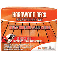 Hardwood Deck & Siding Restoration All-In-1 Kit image