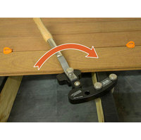 Hardwood Wrench™ Deck Board Straightener image