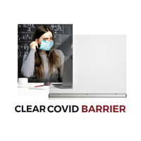 Clear Covid Barrier image