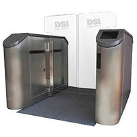 Glass Barrier Optical Turnstile image
