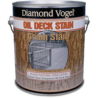 Grain Stain Exterior Transparent Oil Deck Stain image