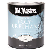 Old Masters Water-Based Polyurethane image