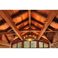 Western Red Cedar - Clear image