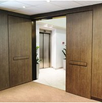 Integrated Fire Door Assemblies image