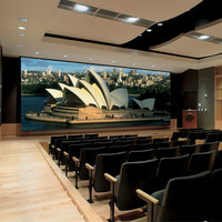 Audio Visual Equipment - Motorized Projection Screens image