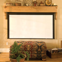 Audio Visual Equipment - Manual Projection Screens image