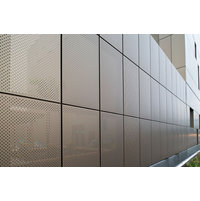 Anodized Aluminum Wall Panels image
