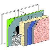 Dryvit Commercial Exterior Insulation and Finish Systems (EIFS) image