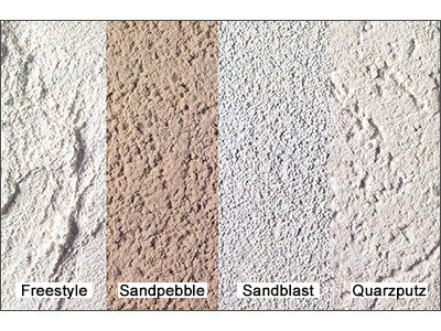 Textured Finishes