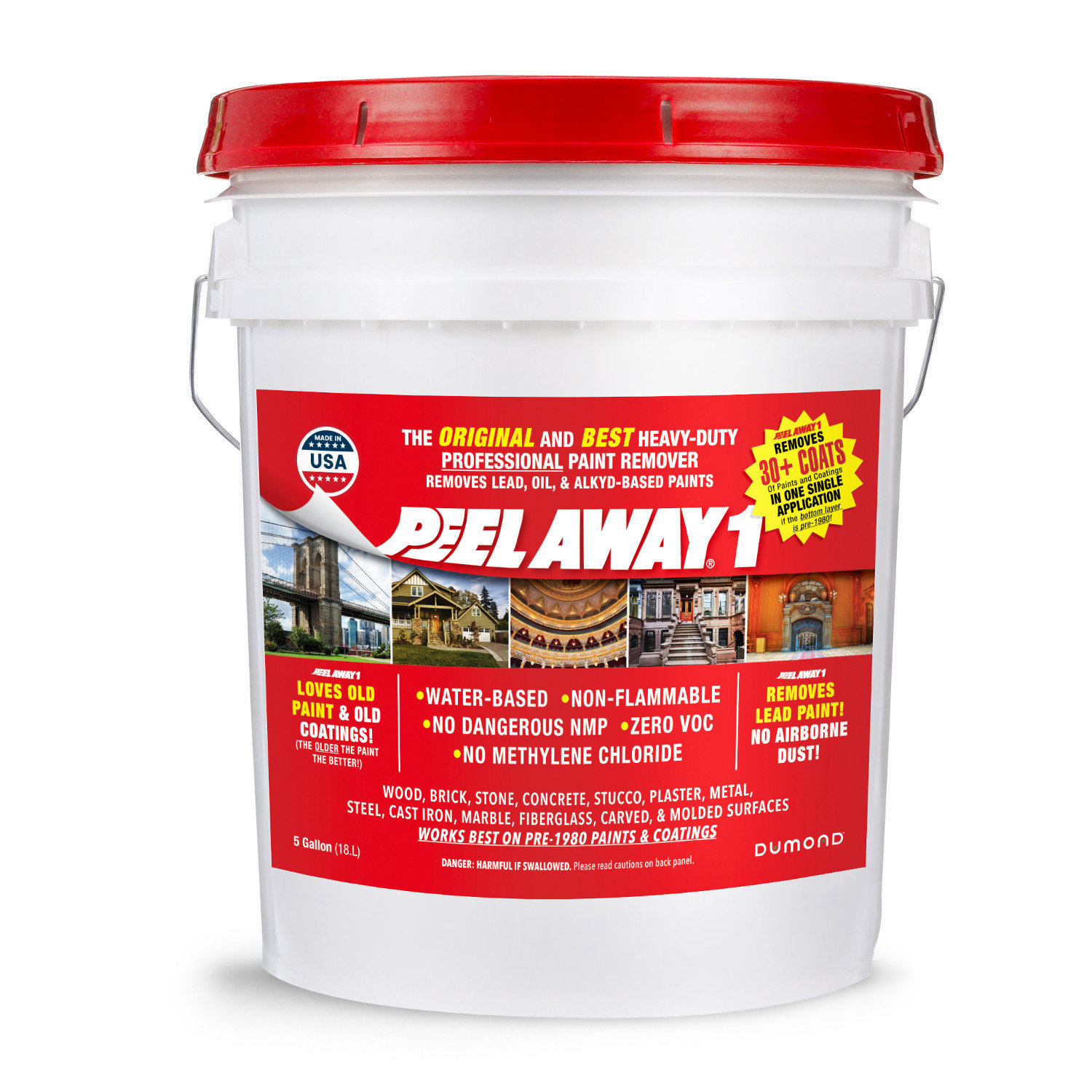 Heavy Duty Paint Remover Complete Removal System