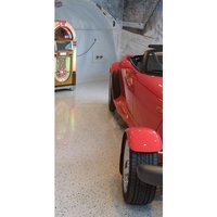 Garage Floor Epoxy Coating image