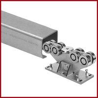 Architectural Iron Designs, Inc. image | Aluminum Gate Track