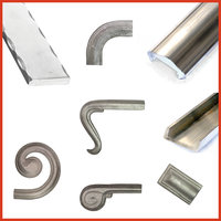 Aluminum Handrail and Fittings image