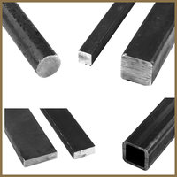Plain Steel Bars image