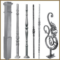 Balusters and Newel Posts image