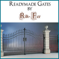 Readymade Gates By RikFer image