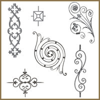 Decorative Railing Panels image