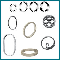 Architectural Iron Designs, Inc. image | Rings and Circles