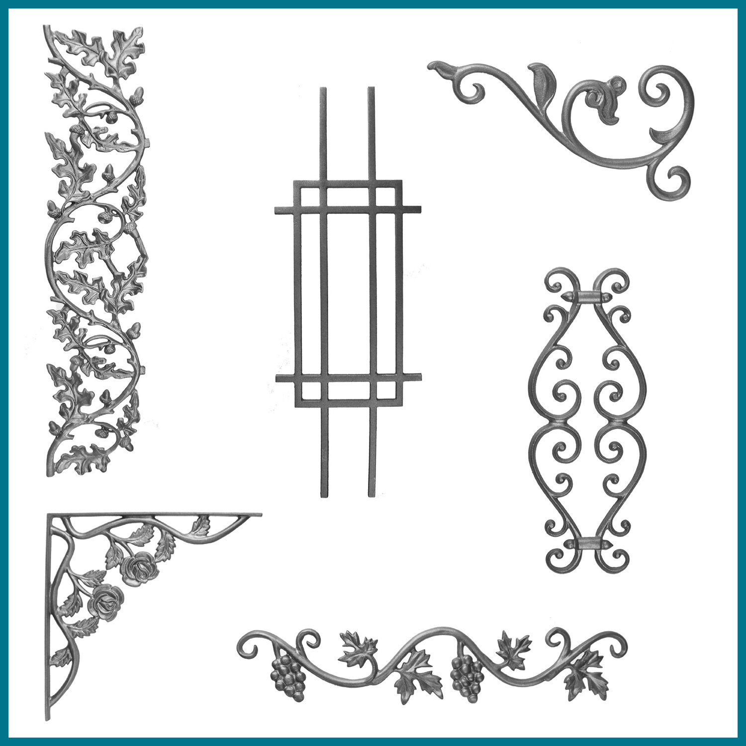 Ornamental Iron Castings