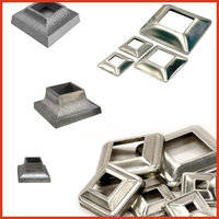 Aluminum Cover Plates, Flanges & Shoes image