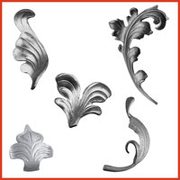Aluminum Leaves image