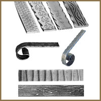 Decorative Flat Bars & Ends image