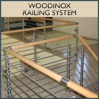 Architectural Iron Designs, Inc. image | Woodinox Railing System