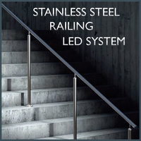 LED System for Stainless Steel Railing image