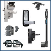 Locks and Latches image
