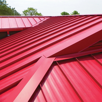 EXCEPTIONAL® Metals by MBCI® Standing Seam Metal Roofing image