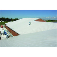Vinyl Rib Roofing System image