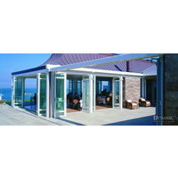 Steel Bi-fold Door image
