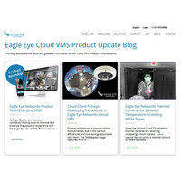 Eagle Eye Cloud VMS Product Update Blog image