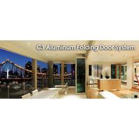 Aluminum Folding Doors image