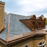 Synthetic Slate Roofing image