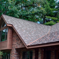 Synthetic Shake Roofing image
