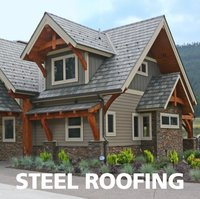 Steel Roofing image