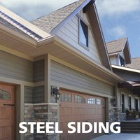 Steel Siding image