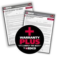 EDCO Warranty Plus image