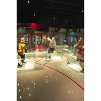Canadian Sports Hall of Fame: Hockey Rink Floor   image