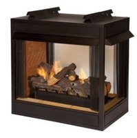 Gas Firebox - Vent-Free - Premium Peninsula - 36-inch image