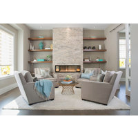 Gas Fireplace - Vent-Free - Linear Contemporary - 48-inch image