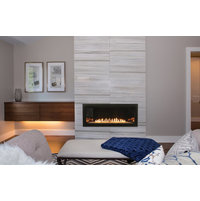Gas Fireplace - Vent-Free - Linear Contemporary - 38-inch image