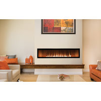 Gas Fireplace - Vent-Free - Linear - 60-inch image