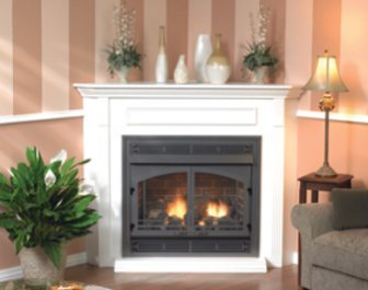 Gas Fireplace - Vent-Free - Premium - 32 and 36-inch