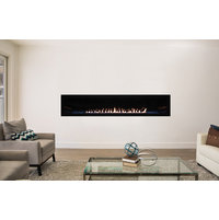 Gas Fireplace - Vent-Free - Linear - 72-inch image