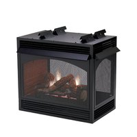 Gas Fireplace - Vent-Free - See-Through - 36-inch image